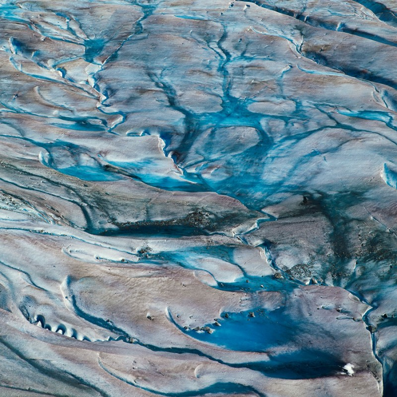 Temperate Glacier