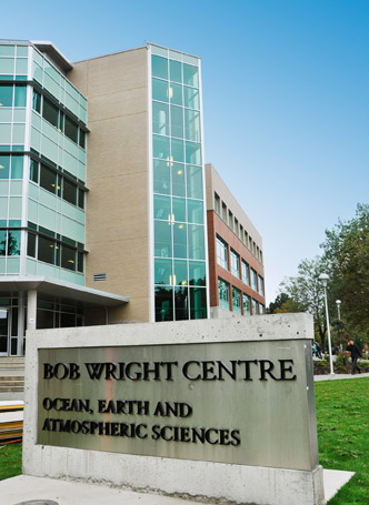 Picture of Bob Wright Centre