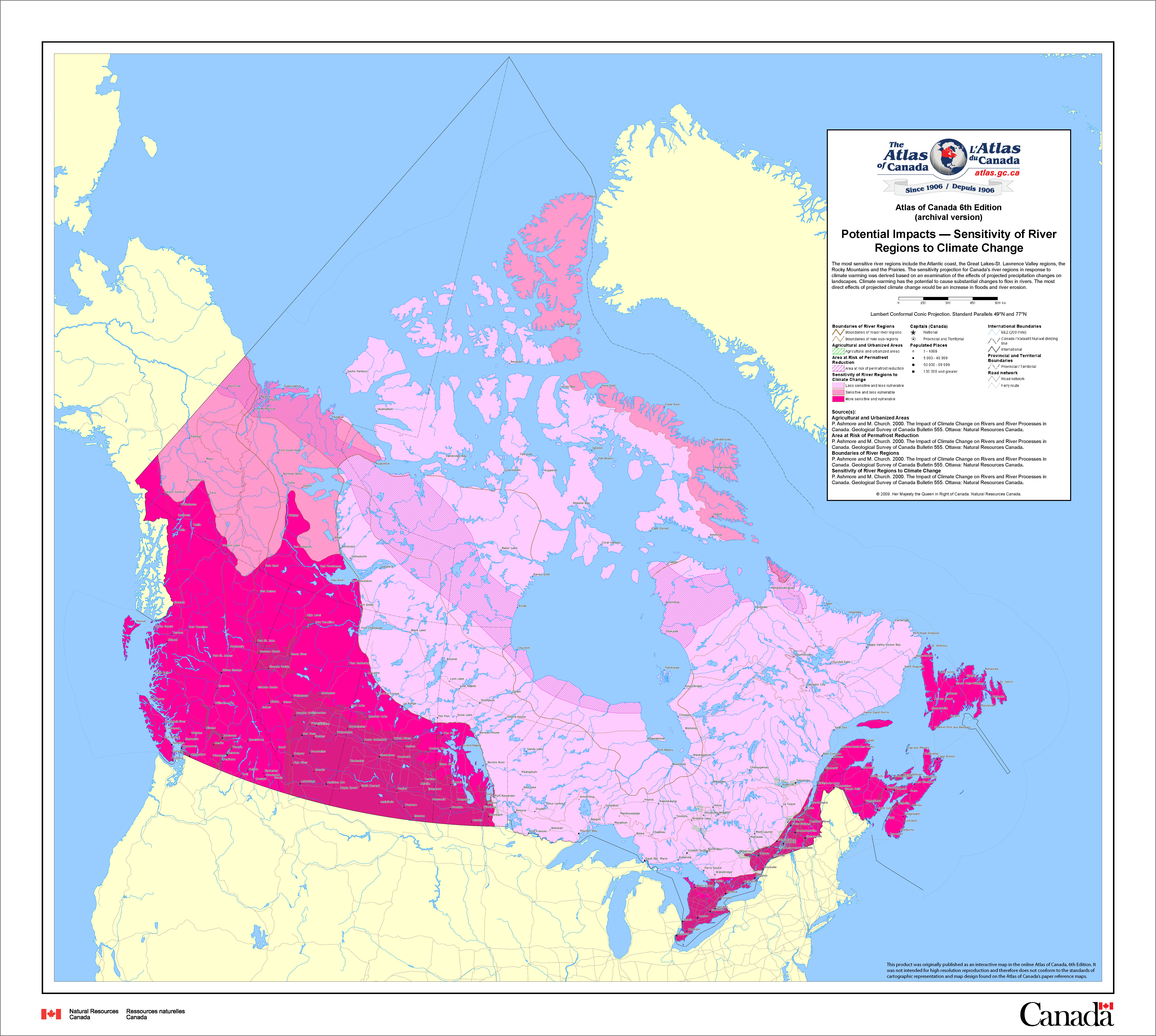 Future of Canadas River Ice  CCIN