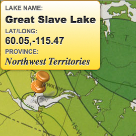 Historical Lake Ice Cover screenshot